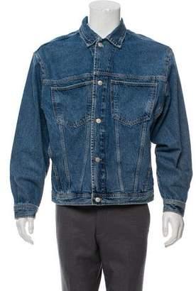 Tommy Hilfiger Kith x Logo Trucker Jacket w/ Tags
