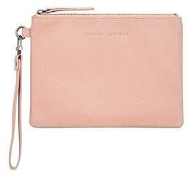 Status Anxiety Fixation Clutch Dusty Pink Wallet