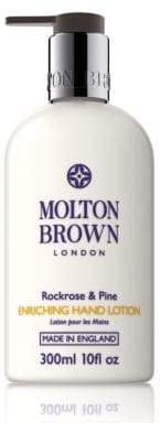 Molton Brown Rockrose& Pine Hand Lotion/10 oz. Formerly Amber Cocoon