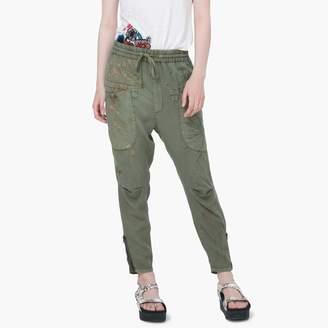 Desigual Draping Trousers