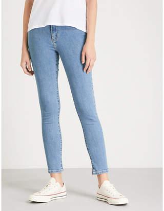 Levi's 721 stretch-denim jeans
