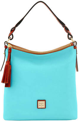 Dooney & Bourke Pebble Grain Small Sloan