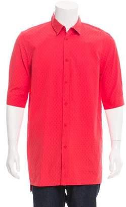 Alexandre Plokhov Patterned Button-Up Shirt w/ Tags