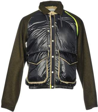 Kolor Synthetic Down Jackets