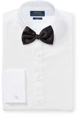 Ralph Lauren Slim Fit Poplin Tuxedo Shirt