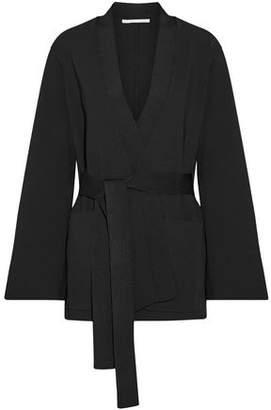 Stella McCartney Stretch-Knit Wrap Jacket
