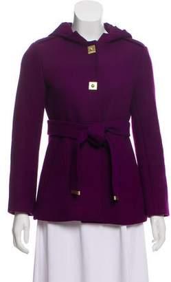 Diane von Furstenberg Duffle Wool Jacket