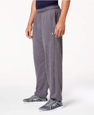 Champion Men's Jersey Banded Bottom Pants