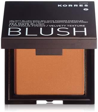 Korres Zea Mays Powder Blush - # 47 Orange - 6g/0.21oz