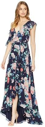 Yumi Kim Butterfly Kiss Maxi Women's Dress