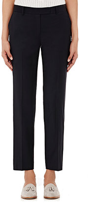 Tomorrowland Women's Suiting Trousers-NAVY $395 thestylecure.com