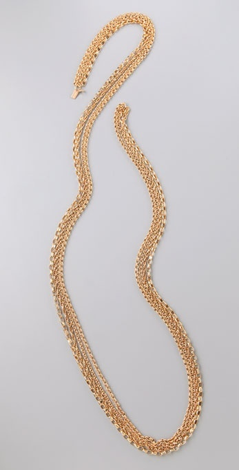 Tuleste Market Quad Strand Necklace