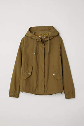 H&M Pima Cotton Jacket - Green