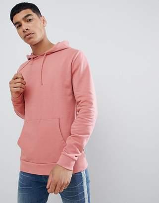 Asos DESIGN hoodie in pink