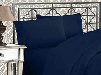 Elegant Comfort 1500 Thread Count Wrinkle & Fade Resistant Egyptian Quality Ultra Soft Luxurious 2-Piece Pillowcases