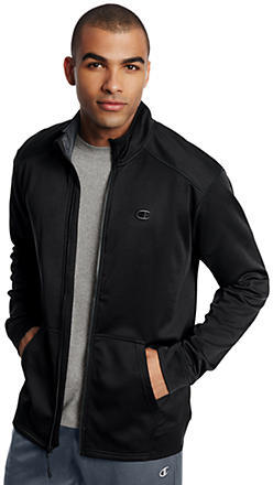 Champion Tech Fleece Full Zip Jacket