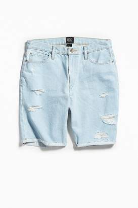 BDG Hailstone Distressed Denim Short