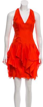Ralph Lauren Silk Sleeveless Dress