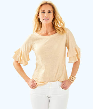 Lilly Pulitzer Womens Lula Top