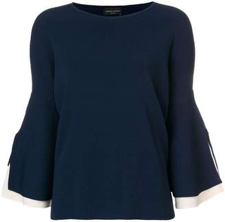 Roberto Collina relaxed fit top