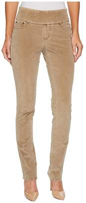 Jag Jeans Peri Pull-On Pinwale Cord Straight Women's Casual Pants