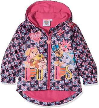 Nickelodeon Girl's Paw Patrol Pups Flowers Coat,(Manufacturer Size: 3 Years)