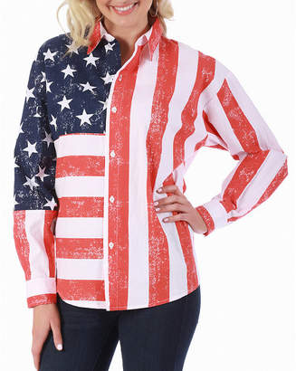LAMONIR LaMonir Flag Jacket - Plus