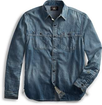 Ralph Lauren Repaired Denim Workshirt