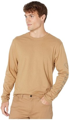 Hurley Premium Surf and Enjoy Long Sleeve Tee