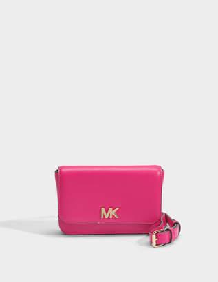 MICHAEL Michael Kors Mott Belt Bag in Ultra Pink King Leather