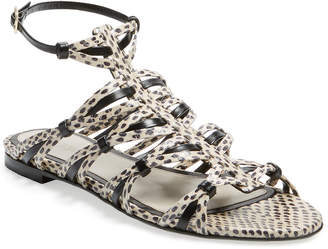 Jason Wu Watersnake Strappy Sandal