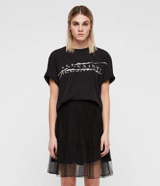 AllSaints Lali Skirt