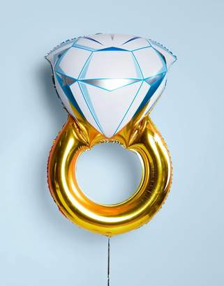 Ginger Ray Giant Wedding Ring Balloon