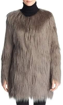 Wanderlust Unreal Fur Faux Fur Coat