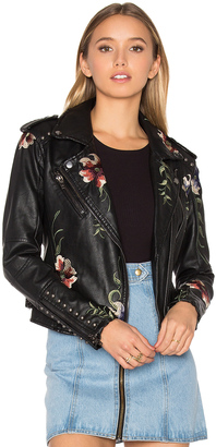 BLANKNYC Moto Jacket $168 thestylecure.com