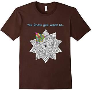 Adult Coloring Book Shirt