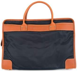 Felisi zip closure briefcase