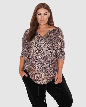 51ae8d70b8c Leopard Print Tee Shirts For Women - ShopStyle Australia