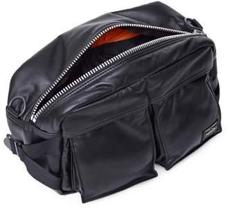Porter Tanker Leather Waistbag
