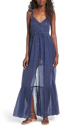 Women's Majorelle Brasilia Maxi Dress $198 thestylecure.com