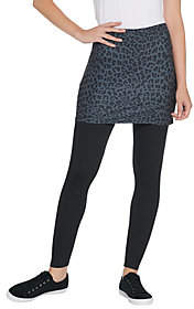 Legacy Brushed JerseySkirted Legging