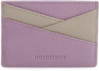 Nordstrom Alicia Leather Card Holder