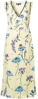 Markus Lupfer floral print dress