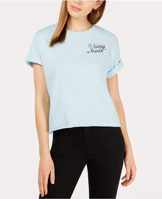 Rebellious One Juniors' Vacay Mode T-Shirt