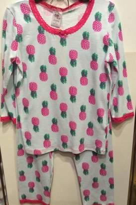 Esme Esme Pineapple Loungewear