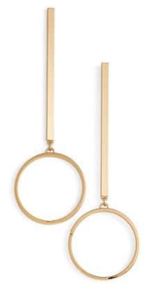 Women's Jenny Bird Edie Hoop Earrings $65 thestylecure.com