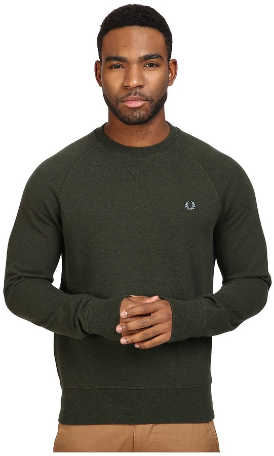 Fred PerryFred Perry Loopback Crew Sweater