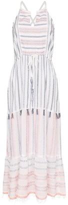 Lemlem Zehna striped maxi dress