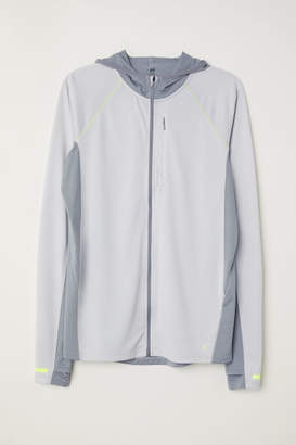 H&M Ultra-light Running Jacket - Gray