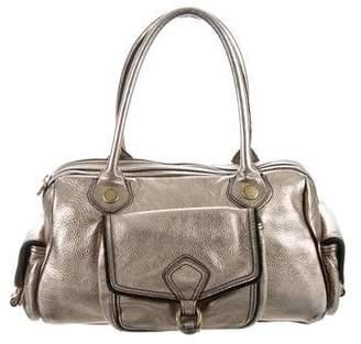 Marc by Marc Jacobs Metallic Leather Shoulder Bag
